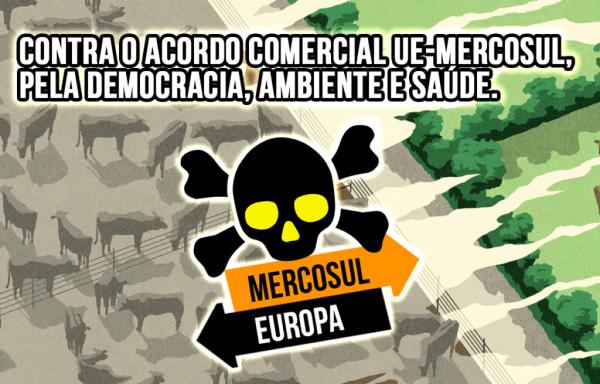 Stop EU-Mercosul – Petição Nacional