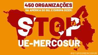 Stop EU-Mercosul – vídeo
