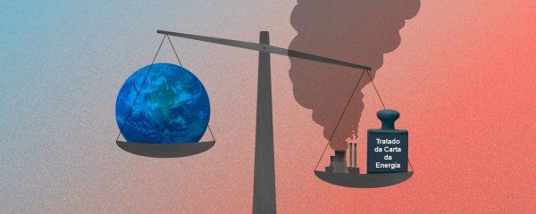 Travar o Tratado que bloqueia o Acordo de Paris