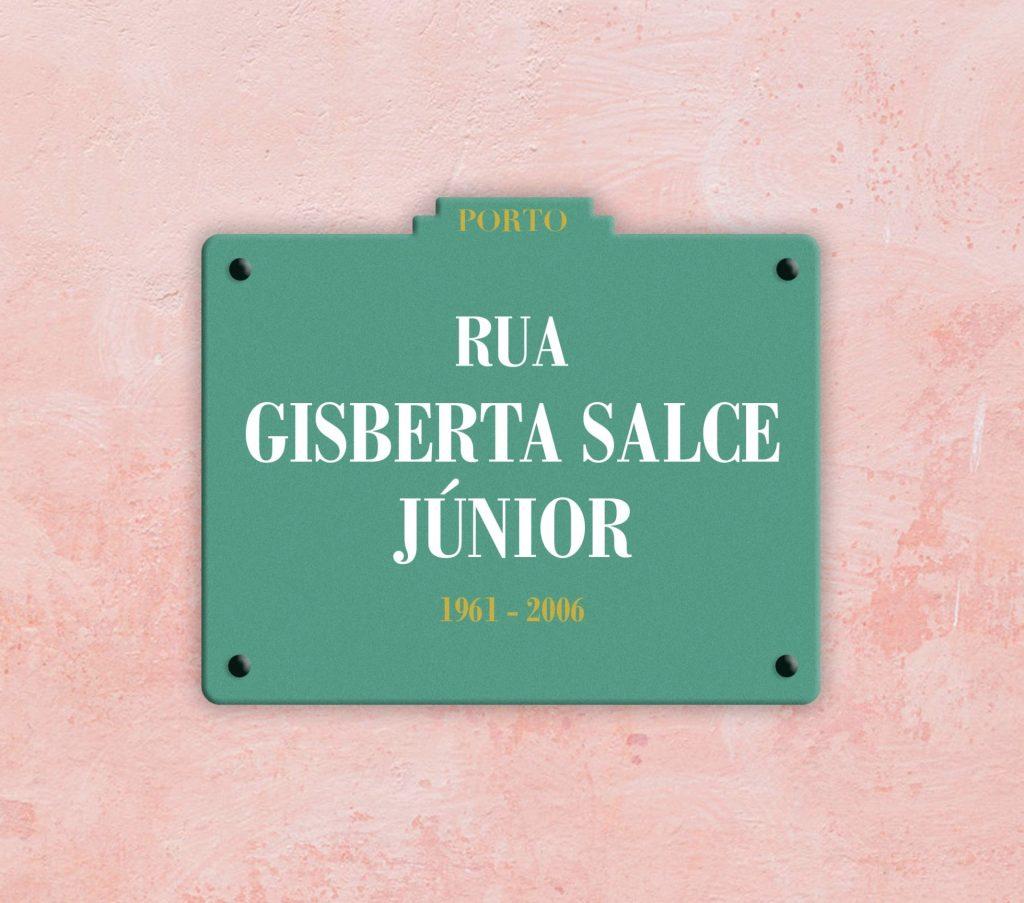 Rua Gisberta Salce Júnior